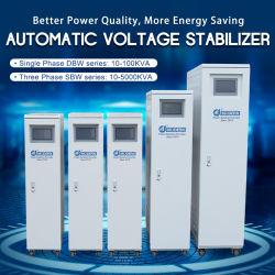 Monofásico y Trifásico 10-5000kVA estabilizador de voltaje automático/regulador de tensión