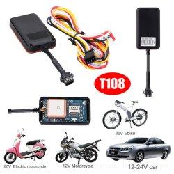 Mini impermeável Automotive Frota Automóvel Inteligente de Gerenciamento Tracker GPS do veículo com sensor de combustível