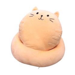 Tiktok 유사한 모형은 Breathable 고양이 사무실 낮잠 베개를 실밥을 뜯고 세척할 수 있다