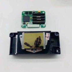Bloqueado dx5 F186000 Cabezal de impresión con Tarjeta de decodificación de decodificador para Epson