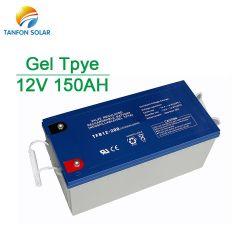 UPS portatile in linea della batteria solare AC/DC della batteria dell'invertitore 100ah