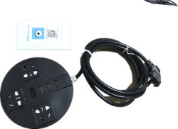 맞춤형 전원 소켓 스트립 플러그 충전기 미니 WiFi 숨겨진 캠 1080p 무선 숨겨진 스파이 카메라(wc002HP)