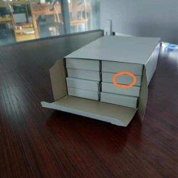 حارّ يبيع حارّ إنصهار علبة [سلينغ] آلة بسكويت علبة صندوق موثّق لأنّ عمليّة بيع