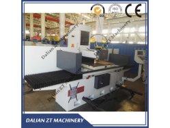 Máquina de moagem de superfície 600x1200 mm superfície de 3 eixos rebarbadora NC