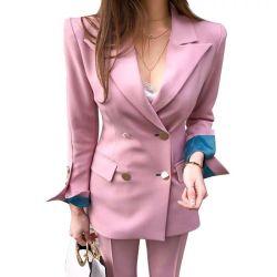 女性のための方法服装の衣類の女性デザイナースカートのオフィスのスーツ