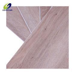 Spcの積層のフロアーリングの防水ビニールのタイルの標準サイズ