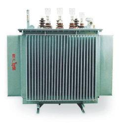 Verteilungs-Transformator-Duplex-wickelnder Nicht-Aufgeregter Klopfen-Ändernder Leistungstranformator der Serien-10kv