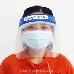 De plastic PPE van het Schild van het Gezicht van het Masker van het Huisdier Transparante Levering voor doorverkoop van het Vizier