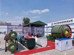Explosieveilige, geluidsarme industriële ventilatie axiale uitlaatventilator voor mijn Met ISO