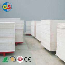 ورقة لوح إسفنجي PVC الخشبية للأثاث والباب لوحة الحائط