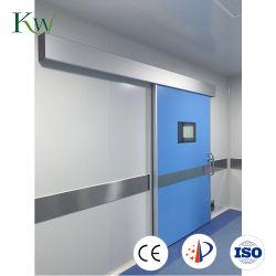 Nuevo diseño del sistema de salas limpias puerta deslizante automático
