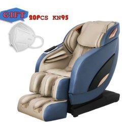 4D Intelligent cadeira de massagens/Wireless Bluetooth/ Corpo Automático/ Detecção Zero Gravity Terapia de aquecimento /SL-tipo trilho Super-Long/massagem Kd-8900UM