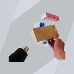 Pellicola di Shrink molle trasparente del PVC 60mic per imballaggio
