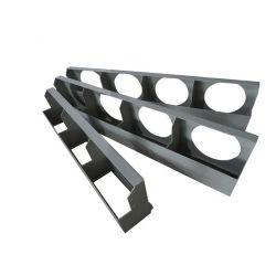 Heißer Verkaufs-Absatzmarkt-kundenspezifischer Edelstahl-und Eisen-Gefäß-Laser-Ausschnitt-Service
