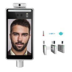 API SDK は、バイオメトリックタイムラ出席顔認識センサーカメラを提供します 体温測定システムアクセスコントロール
