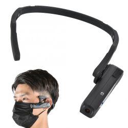 Videocamera 4K Body Camera digitale UHD 30 fps indossabile anti-shake Telecamera impermeabile IP65 Filmadora Vlog telecamera TVCC