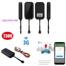 3G WCDMA Dispositivo de Rastreamento por GPS com motor de corte