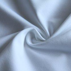 水着のための高い伸張よこ糸によって編まれる明白に染められた200GSMのポリエステルまたはスパンデックスの単一のジャージーリサイクルされたファブリックかスポーツ・ウェアまたはレギングまたはヨガの摩耗またはTシャツまたは適性