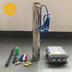 Bomba de agua sumergible solar y superficial para riego de granjas domésticas