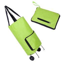 휴대용 식료품류 중국 공급자 좋은 품질을%s 가진 Foldable Caddy 쇼핑 트롤리 손수레