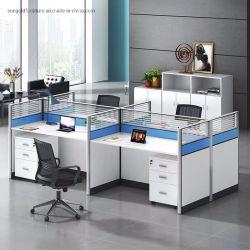 (SZ-WSR150) 사무실 4인용 워크스테이션 가구 작업 큐비클