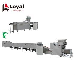 سعر المصنع آلة صنع المعكرونة الآلية إنتاج المعكرونة الفورية الصغيرة خط للبيع