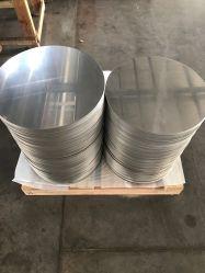 Círculo de Aço Inoxidável alumínio material metálico