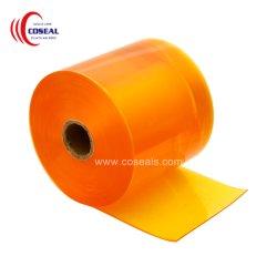 Crystal Polar tecido transparente flexível de PVC com UE RoHS Cortina (0,8mm-10mm)