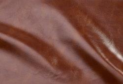 Fibras artificiais descontínuas Oil-Tanned PU Couro Natural para Sacos de &Calçados