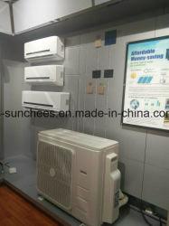 9000BTU de haute qualité Hybrid Dual AC/DC Power Home Split Climatiseur solaire