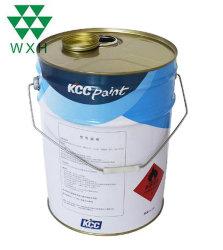 Empty Closed-Head estaño metal adhesivo para pintura de la cuchara, industriales, el aceite