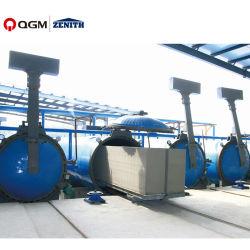 Celular autoclavado leve/Linha de Produção/Concreto Cement/Peso/AAC tijolo bloco /fazendo a máquina/Fabricante