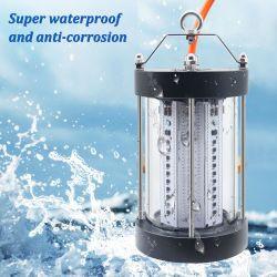 Resistente al agua IP68 High-Power 500W LED de luz de la pesca submarina
