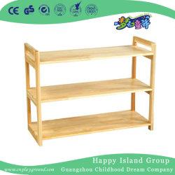 Оптовая торговля дешевые твердые деревянные полки для детей (HJ-4006)