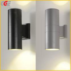 LED 벽 램프 벽 램프 고성능 세륨 RoHS 실린더 옥외 벽 빛 3D 벽면 LED