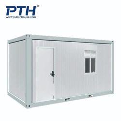 Безопасности сборных контейнер для сторожевого поста в салоне