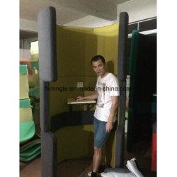 Type de tissu cabine de téléphone de bureau/cabine téléphonique pour la zone publique