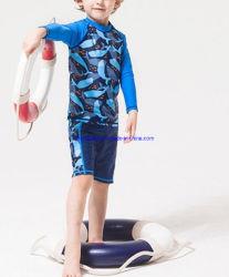 Le Style coréen des petits enfants maillots de bain avec Sun Protection de la plage