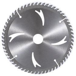 Lâmina de serra circular Tct para corte de alumínio e madeira