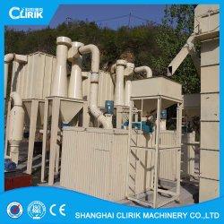 鉱業には、石材粉製造機械を販売に使用します