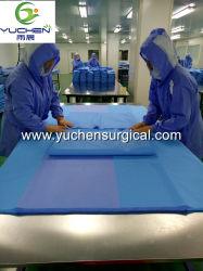Médicos desechables tabla posterior Portada drapeado de Hospital/Btc