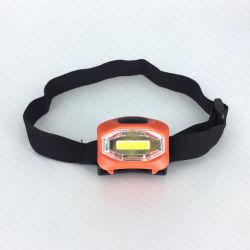 プラスチック穂軸1W LED屋外抗夫のヘッドライト