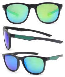 2018 nuovi occhiali da sole progettati di sport di UV400 Tr90 (STR703015)