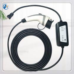 caricatore potabile di modo 2 EV di tipo 1 16A per il cavo di carico del veicolo elettrico con la spina del NEMA 5-15