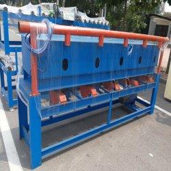 Materiais de construção de Gesso Forro máquina de laminação de revestimento