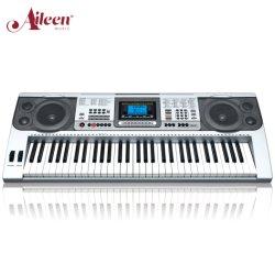 OEM grossista 61 Instrumentos de música as teclas do teclado Piano elétrico (EK61222)