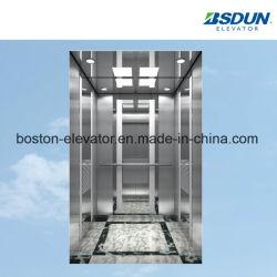 Vvvf 2000kg espejo grabado villa residencial de Observación de la casa de elevación del pasajero