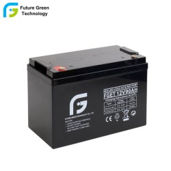 Batterie-saubere Energie-Lösung des China-beste Lieferanten-12V 100ah SLA