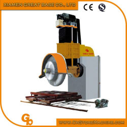 GBDP-1600 Multi Blades de alta eficiencia de la máquina de corte de piedra de granito/