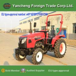 Ес одобрил 45HP 4WD колеса трактора (JM454E)